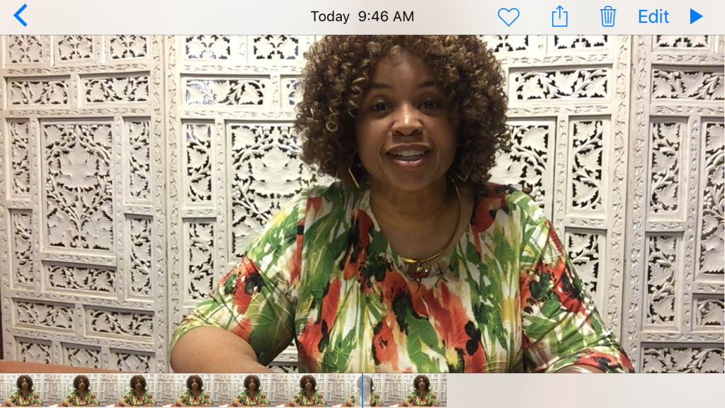 Videos - Shirley George Frazier. All rights reserved.